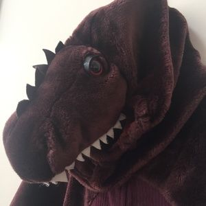 Other - Plush Boy's Dinosaur Costume Size 5/6, 6X